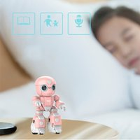 Wholesale dancing toy remote for sale - Group buy Children s Remote Control Intelligent Puzzle Story Dancing Companion Robot Toys Boy Girl Early Education Learning Machine Gift