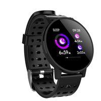 fitness relógios inteligentes venda por atacado-T3 smart watch atividade à prova d 'água rastreador de fitness hr oxigênio no sangue pressão arterial relógio das mulheres dos homens smartwatch pk v11 p70