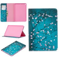 Wholesale bags for screen printing resale online - Cartoon Wallet Leather Case For Ipad Mini Mini5 Tablet Bear Teddy Butterfly Owl Mandala Flower Cherry Card Slot Stand Skin Cover