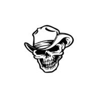 gráficos de carros brancos venda por atacado-Vaqueiro Crânio Decalque Etiqueta Car Truck Janela Largo Branco Cor Cool Graphics
