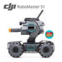 modulo fpv al por mayor-DJI RoboMaster S1 46 Componentes programables 6 Módulos AI programables Robot educativo inteligente HD FPV de baja latencia