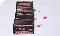 gsm wcdma sim kartı toptan satış-RSIM13 Mükemmel Unlcok IOS12 R SIM 13 Akıllı Aktivasyon Kilidini SIM Kart ICCID Unlcoking RSIM13 Iphone IOS12 4G Için CDMA GSM WCDMA SB Sprint