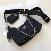 Wholesale womens branded bags for sale - Group buy Designer Luxury Handbags Purses Famous Brand Most Popular Womens Luxury Designer Bag Handbags Composite Bag