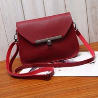 Wholesale cost gold resale online - special land stall low cost summer Korean version of the new lady shoulder slant small bag women s small square bag college wind