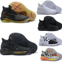 2019 New Mens Stephen Curry 6 6S VI High Ankle Basketball Shoes Championship  MVP Pi Day Fired Up Finals Sports 0451d91e7