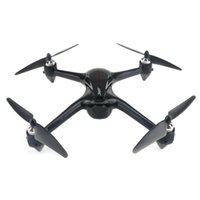 dronlar w kameralar toptan satış-WiFi FPV RC Drone GPS Konumlandırma Drone W / HD 1080 P Kamera