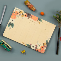 Wholesale offices supplies list for sale - Group buy 32952 Weekly Planner Kawaii Cute Notebook School Office Supplies Stationery Planner Agenda Note Book To Do List Scrapbook