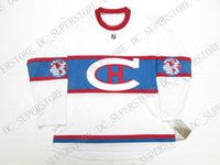 a8d7f9762 Cheap custom MONTREAL CANADIENS HABS 2016 WINTER CLASSIC PREMIER HOCKEY  JERSEY stitch add any number any name Mens Hockey Jersey XS-5XL