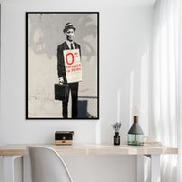 Wholesale canvas print people resale online - 0 Interested In People Funny Posters And Prints Canvas Painting Fine Scandinavian Picture For Living Room Home Decor No Frame