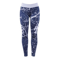 Wholesale breathe yoga pants online - Yoga Pants Women Yoga Legging Printed Breathe Cultivate oneself Full lenth Sport Women Sport Pants For Fitness Exercising
