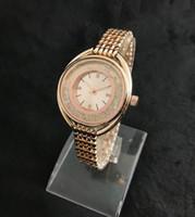платье ангела оптовых-2017 бутик модный браслет ультратонкие золотые часы платье бренда часы дамы и леди модель ангела женские часы с бриллиантами
