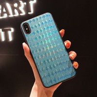 Wholesale mobile shine online – custom 2019 Hotsales For Iphone Xs Max Smartphone Case With Gradient Shining Mobile Phone Case