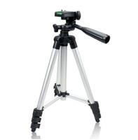 weifeng tripodlar toptan satış-WEIFENG WT-3110A 4 Bölümler için Taşınabilir Evrensel Hafif Ayakta Tripod Fuji Canon Sony Nikon Kamera Çantası ile