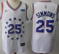 bd9c6252a Philadelphia Men 76ers New playoff style Earned Edition Jersey Joel Embiid  Jimmy Butler Ben Simmons Jerseys