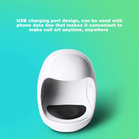 Wholesale gel egg for sale - Group buy MeterMall Portable Egg shaped Mini Phototherapy Machine Nail Dryer Led UV Gel Quick Drying Nail Polish Glue Lamp Tool