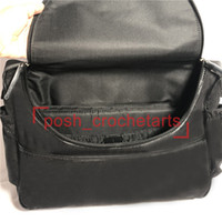 Wholesale baby diaper bags sale resale online - Luxury Diaper Bag With Changing Mat Designer Baby Bag for Sale Nappy Changing Bag for New Mummy s Gift Luxury Diapering Purse