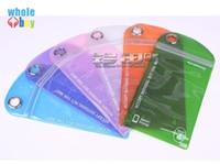 sac de téléphone cellulaire achat en gros de-10 * 20cm Joint auto-adhésif Multi-Funciton Sac d'emballage en plastique Boîte d'emballage au détail Pour iphone 6 4.7