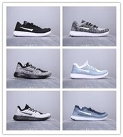 Wholesale mens leisure sports shoes resale online - 2019 New Arrive Light Weight Breathable Casual Running Shoes For Mens Women High Quality Knitting Leisure Jogging Sports Sneakers Size