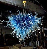 Wholesale led bulb mount resale online - v v New Arrival Elegant Artistic Lamp Flush Mount Crystal Chandeliers With LED Bulbs