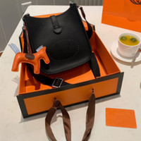 Wholesale black lighting boxes for sale - Group buy 2020 fashion bags handbags Clutch Bags backpack Shoulder Bags girl crossbody bag real leather purses women wallet with box
