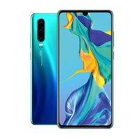 Wholesale wifi touch screen display chinese for sale - Group buy Goophone P30 pro mobile phones inch smart phones case GB GB HD display G G network Show Fake G LTE