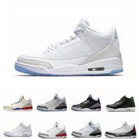 sapatos coreanos venda por atacado-Tinker Quai 54 mens tênis de basquete coréia JTH branco puro preto Cement International linha de lance livre do esporte Designer de tênis Sneakers