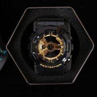 capitán de relojes al por mayor-casio G-SHOCK watch MARVEL edición limitada de relojes para hombre correa de caucho hombre de hierro y el Capitán América de diseño a prueba de golpes reloj relojes impermeables