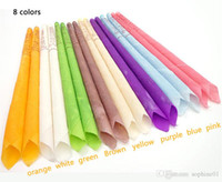 100pcs lot Ear Wax Cleaner Healthy Care Ear Cleaner Taper Ear Candles Fragrance Candling Ears Candles Cleaner Clean