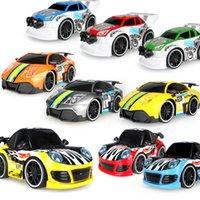 rc cooler al por mayor-Rc Car 1: 20 Control remoto eléctrico Rc Mini Car Cool and High Speed Car Toy con Radio Remote Controller para regalo de los niños