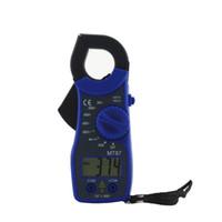 Wholesale voltage multimeter for sale - Group buy AC DC Voltage Tester Current Resistance Tester Meter MT LCD Digital Clamp Meters Multimeter Measurement Tools