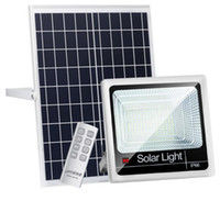 ingrosso proiettore del sensore di luce-40W 60W 80W 100W 120W ha condotto la luce di inondazione Remote Sensor Reflector solare del proiettore IP65 ha condotto la luce solare Bouwlamp Led Light LLFA
