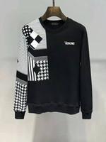 kadife ceket xxxl toptan satış-Erkek kapşonlu moda başörtüsü kapüşonlu Amerikan kaykay artı kadife gevşek kazak erkek kapüşonlu ceket Medusa hoodie ücretsiz kargo