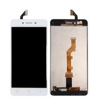 iphone lcd tafelpreise großhandel-100% neu Getestet für OPPO A37 Display LCD Touchscreen Digitizer Assembly Kostenlose Tools