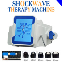Wholesale muscle stimulator machines online - DHL Shockwave therapy machine Impulse Muscle Stimulator shock wave Shoulder pain relieve treatment clinic use
