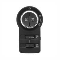 interruptor de cruze al por mayor-Botón de interruptor de faro antiniebla de la luz antiniebla del coche sin auto para Cruze J300 1.4 1.6 1.7 Chevy