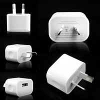 Wholesale iphone australia for sale – best NOTOW USB Power Adapter V A Australia New Zealand AU Plug Wall Charger For iPhone for Samsung Smart Phone