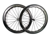 Wholesale bicycle hub road for sale - 454 golf surface C full carbon fiber road bicycle wheelset t mm width mm depth UD matte with powerway R36 hub
