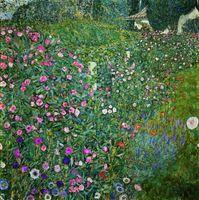 Wholesale paintings landscapes oil paints for sale - Group buy Gustav Klimt Landscape Home Decor Handpainted HD Print Oil Painting On Canvas Wall Art Canvas Pictures