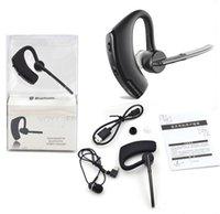 kopfhörer voyager großhandel-Bluetooth Headset Voyager Legend Mit Text Und Rauschunterdrückung Stereo Kopfhörer Kopfhörer Für Iphone Samsung Galaxy HTC US03