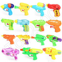 Wholesale interesting toys for kids resale online - Hot Summer Creative Variety Water Guns Children Outdoor Interesting Beach Spray Toy By Air Pressure For Kids toys