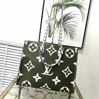women s designer handbags sale оптовых-Низкая цена Продажа 2019 новый стиль кожаная мода женская роскошная популярная сумка высокого качества смешивания цветов Дамы дизайнер сумка на плечо изэ 41см