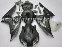 Wholesale matte black fairings for sale - Group buy OEM Quality New ABS Full Fairings Kits fit for HONDA CBR1000RR CBR1000RR Bodywork set Matte Black with Logos