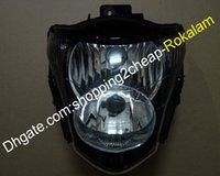 ingrosso falco leggero-Moto faro anteriore per Honda Hornet CB 900 600 2007 2008 2009 07 08 09 Head Light lampada Assemblea del faro