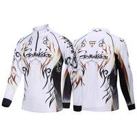 новая велоспортивная одежда оптовых-2019 новые мужские рубашки рыбалка открытый спорт с длинным рукавом дышащий пеший туризм езда на велосипеде одежда для рыбалки быстросохнущие куртки