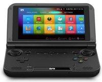 android tv de poche achat en gros de-Nouveau original GPD XD Plus 5.5 pouces 4 Go 32 Go Android 7.0 CPU MT8176 Hexa-core Ordinateur de poche Console de jeu portable (Noir) 1pcs DHL