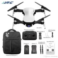 Wholesale girl electric toys for sale - Group buy JJRC X12 Aircraft m RC Distance K HD Camera WIFI FPV Drone Ultra sonic GPS Position UAV Trajectory Flight Auto Follow Quadcopter