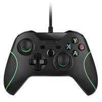 Wholesale wired xbox one controller for pc for sale - Group buy USB Wired Controller Controle For Microsoft Xbox One Controller Gamepad For Xbox One Slim PC Windows Mando For Xbox one Joystick