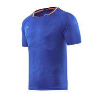 sportkleidung großhandel-Neues 2019 Li Ning Badminton-T-Shirt, Herren + Damen-T-Shirt, Nationalmannschafts-Badminton-T-Shirt, schnell trocknende Sportbekleidung, Tischtennis-Trikots