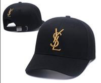 yeni kapak toptan satış-Yeni Varış POLO Lüks moda beyzbol kapaklar Kanye West Aziz Pablo kap Nakış snapback kapaklar kemik casquette golf şapkalar 6 panel gorras