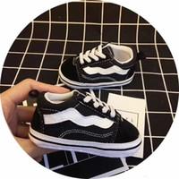 bebé suave suela de zapatos deportivos al por mayor-Bebé infantil de la niña del zapato de los deportes del niño zapatos del caminante de los muchachos de las muchachas zapatos ocasionales cómodos suela suave recién nacido calzado envío gratis